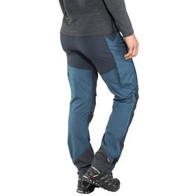 Lundhags Makke Pants Men Regular Petrol/Deep Blue